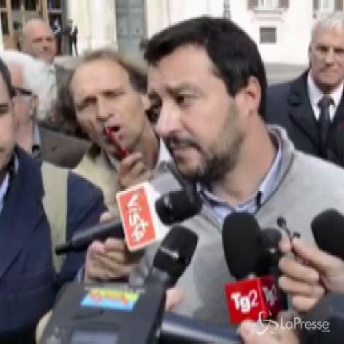 Ast, Salvini: Ministro Alfano fallimentare su tutti i fronti, si dimetta