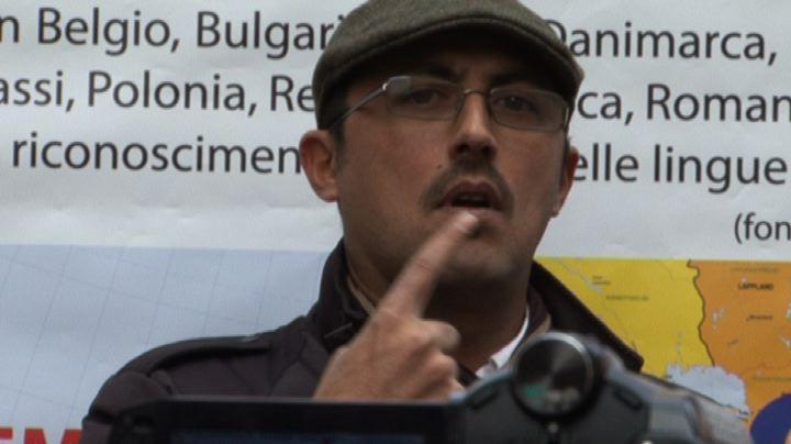 In sciopero della fame per i diritti dei sordi