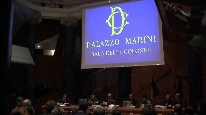 La Camera annuncia lo sgombero di Palazzo Marini a Roma