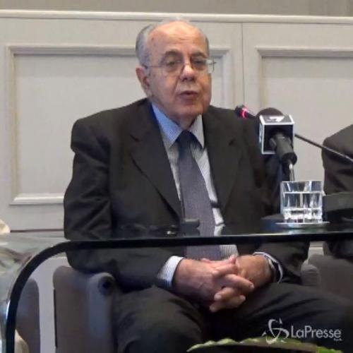 Alessandro Criscuolo eletto Presidente della Corte Costituzionale