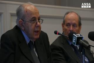 Consulta, Criscuolo eletto presidente