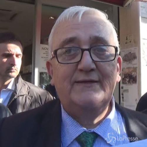 Borghezio a Tor Sapienza: Nuova Lega è per pubblico più ampio, mai parlato contro i romani