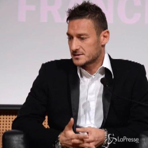 A Totti Premio Facchetti: Finché c'è la passione c'è ...