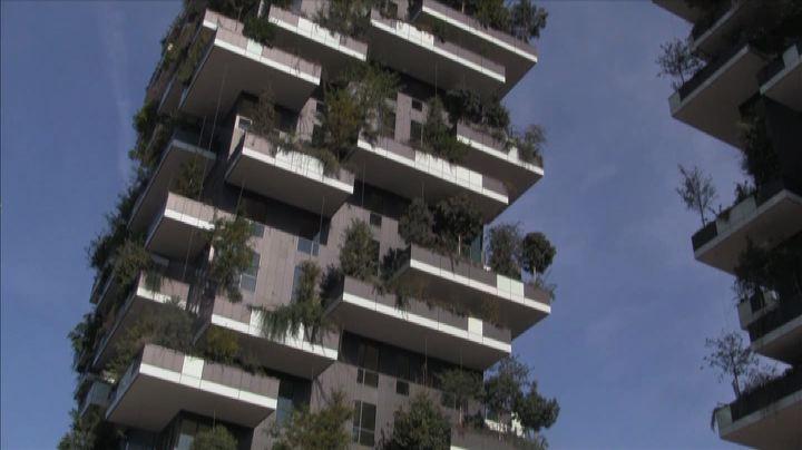 Il Bosco verticale di Milano più bel grattacielo del mondo ...