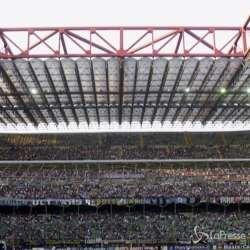 Tutto pronto per il derby di Milano