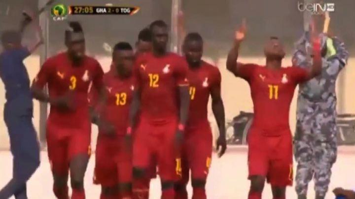 Wakaso segna da casa sua: che prodezza contro Togo