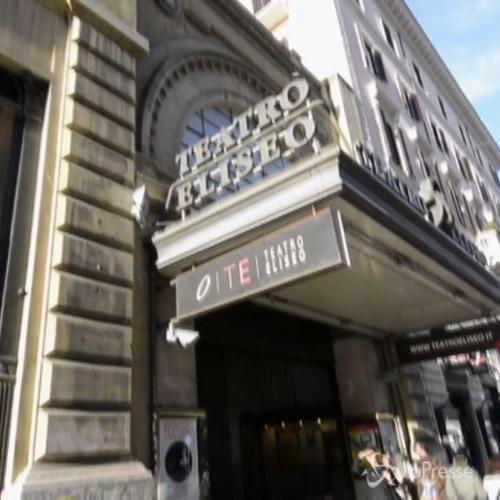 Roma, sfratto al teatro Eliseo. Direttore artistico: ...