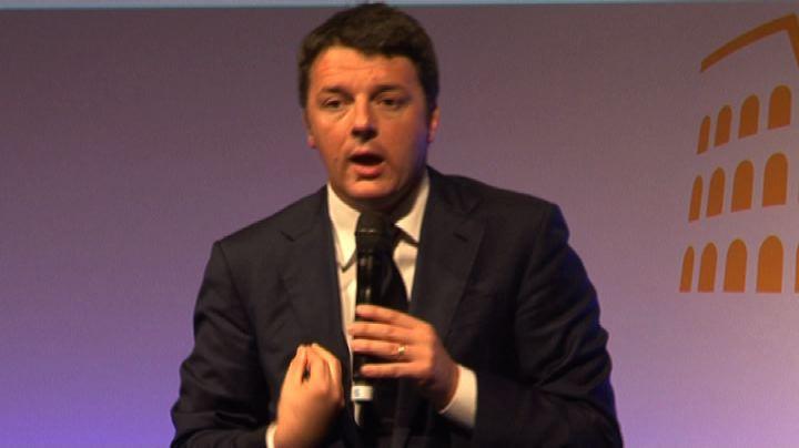 Renzi: verso addio a scontrini, serve tracciabilità totale ...