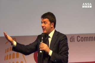 Renzi: basta scontrini ma tracciabilita'
