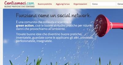 Un social network per diffondere le buone pratiche