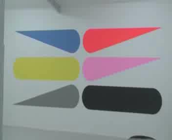 I wall paitning di Jan Van der Ploeg invadono la Galleria ...