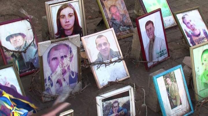 Ucraina, a Kiev il primo anniversario di Maidan - Nude News ...
