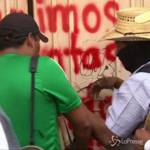 Messico, 43 studenti scomparsi: arrestato vice capo polizia ...