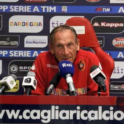 Zeman: Contro il Napoli serve la concentrazione giusta