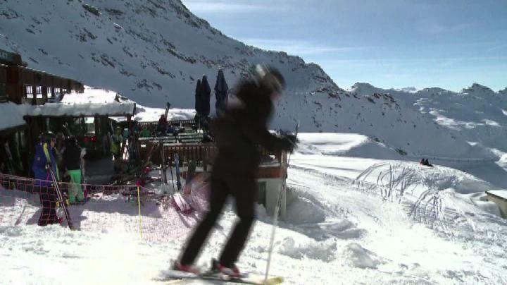 Francia, al via sulle Alpi la stagione sciistica - Nude ...