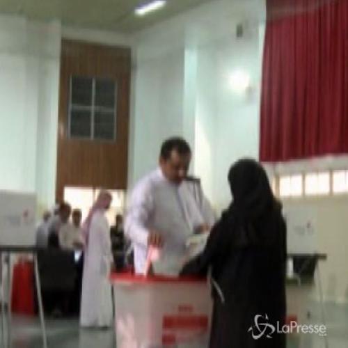 Bahrain, urne aperte per elezioni parlamentari