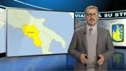 Sud e Isole - Le previsioni del traffico per il 24/11/2014  ...