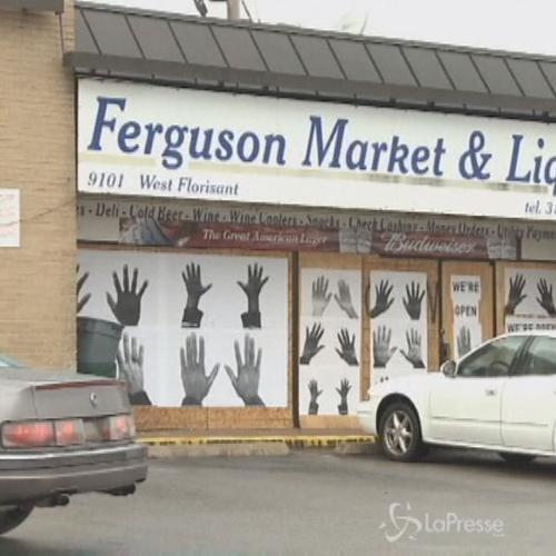 Tensione a Ferguson: oggi riunione grand jury su caso ...