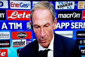 """Zeman-Mauro: """"Se fai un gol in più te ne freghi di ..."""