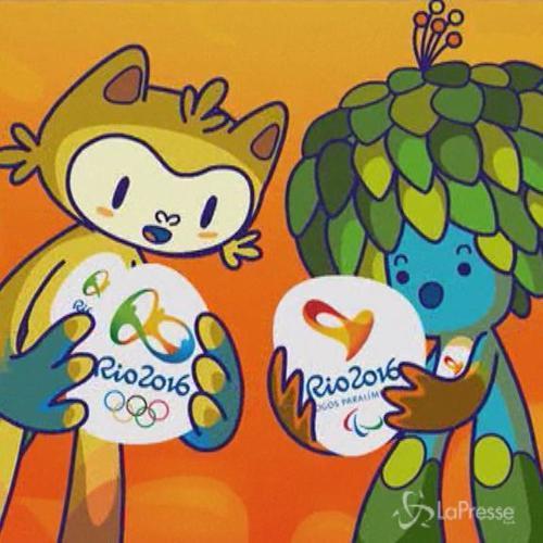 Ecco le due mascotte delle Olimpiadi e delle Paralimpiadi ...