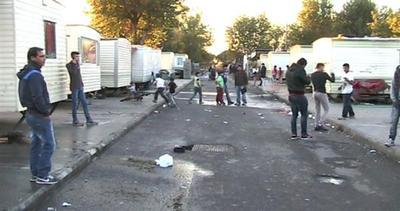 Roma, un ghetto rom in mano a un colosso privato?