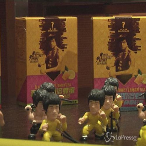 Hong Kong, figlia Bruce Lee lancia linea bevande in nome ...
