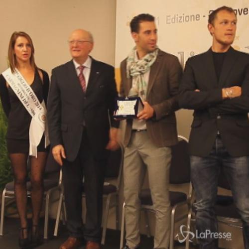 Ciclismo, Vincenzo Nibali vince 41esima edizione Premio ...