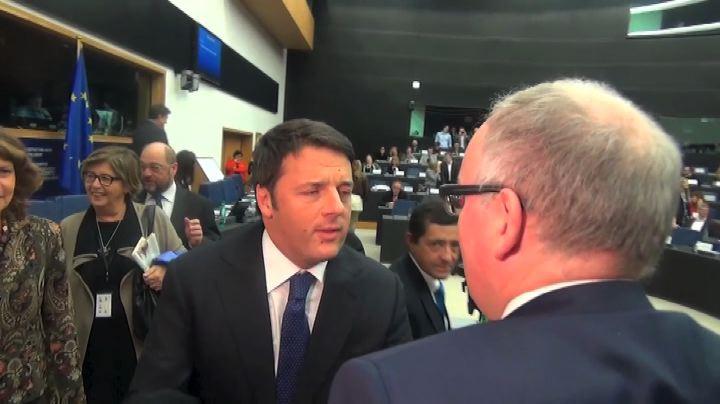 Renzi: Dal 1 gennaio nessuno ci dirà più di fare compiti ...