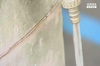 Bollette acqua piu' care del 3,9%