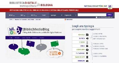 MediaLibraryOnLine, la biblioteca diventa digitale