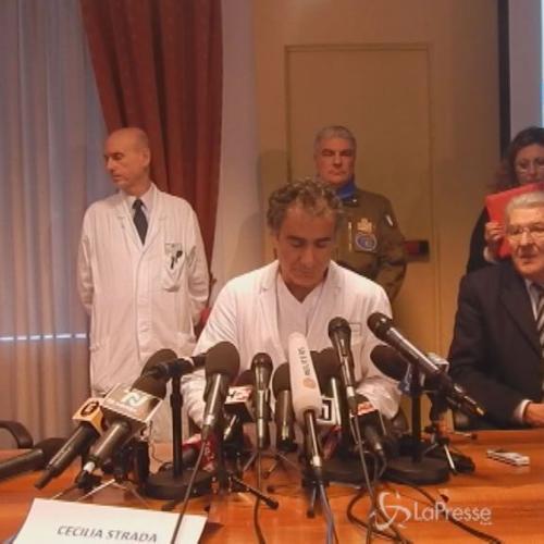 Bollettino Spallanzani: Medico affetto da ebola sarà ...
