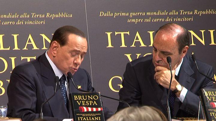 Berlusconi: Salvini goleador, io potrei fare regista dietro ...