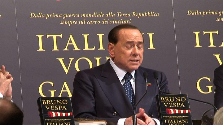 Berlusconi: io un eroe, a eroi non si fanno critiche di ...