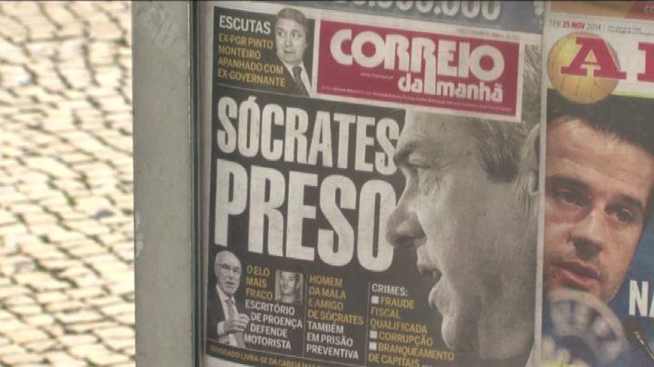 Portogallo sconvolto per Socrates, incriminato per ...