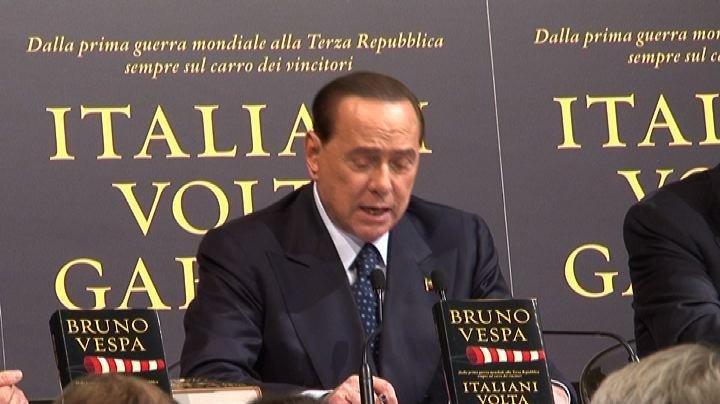 Berlusconi: sarei il miglior presidente della Repubblica    ...