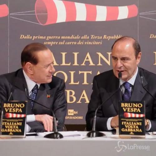 Berlusconi: Salvini premier? Convincente ma gli serve una ...
