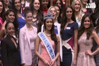 A Londra le 130 bellezze di Miss Mondo
