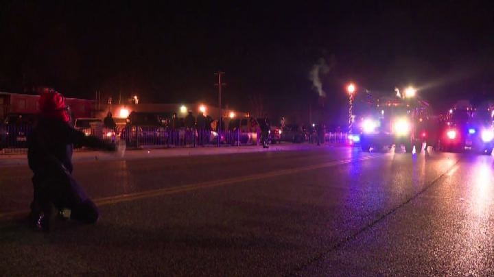 A Ferguson la polizia sgombra le strade - Nude News