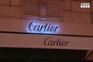 Francia: rapina con ostaggi da Cartier