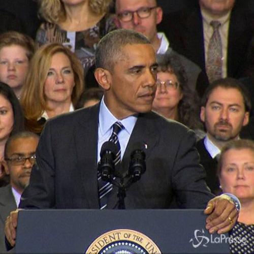 Ferguson, Obama: Mai ottenuta una legge grazie a un'auto ...