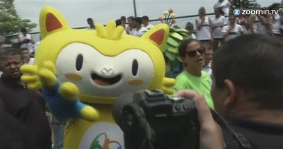 Il gatto da 400 mln di dollari: è la mascotte di Rio