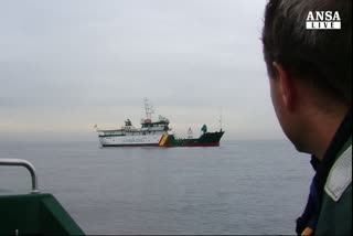 Una giornata sulla nave salvamigranti