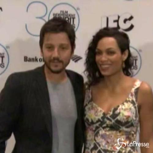 Cinema, Rosario Dawson presenta le nomination Independent ...