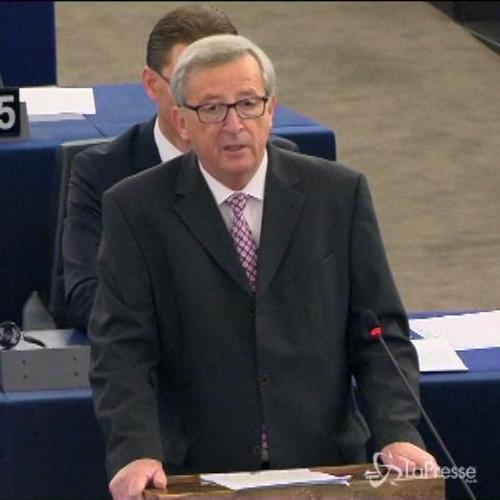 Juncker: Gli investimenti sono un fatto umano, non di soldi ...