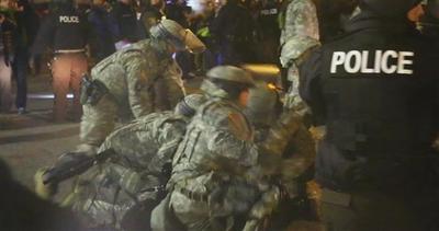 Ferguson atto II: 40 arresti in una notte