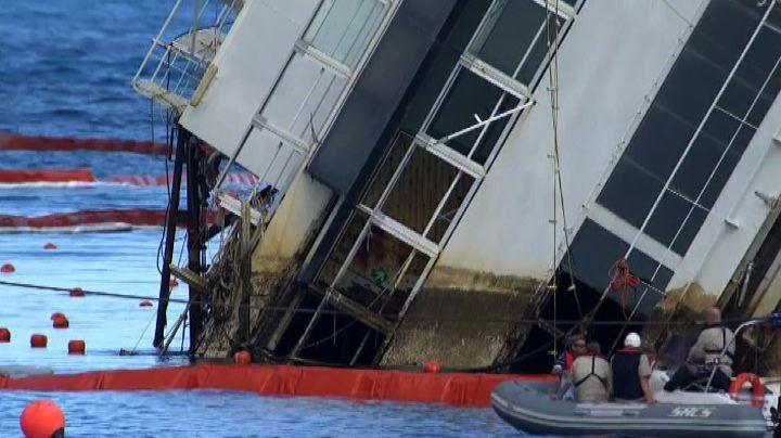 Concordia, piattaforme al Giglio potrebbero servire al ...