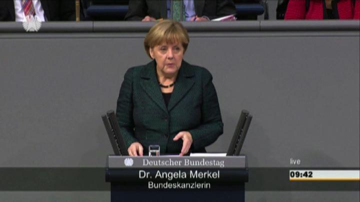 Ue, Merkel: bene piano investimenti Juncker, ma dove ...