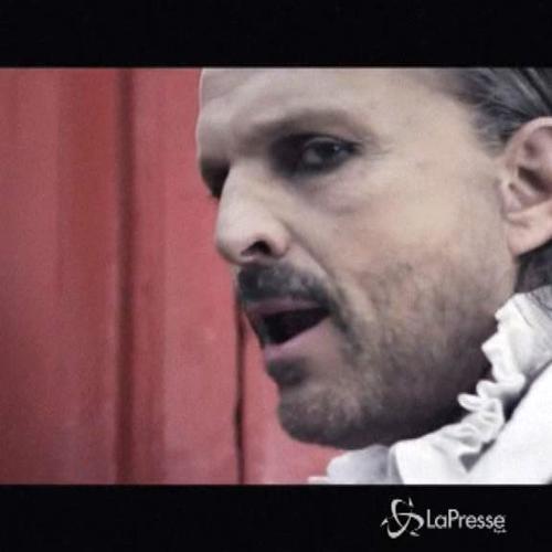 Arriva 'Amo', il nuovo album di Miguel Bosè