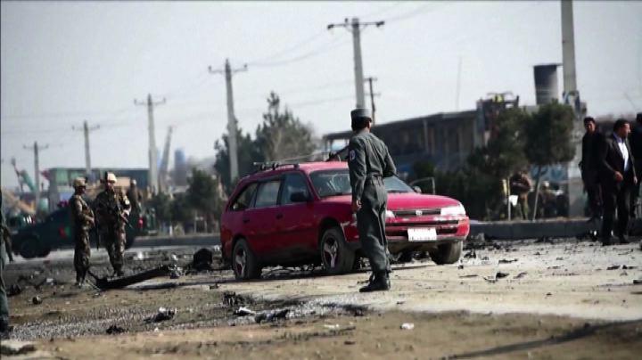 Afghanistan, attacco suicida a Kabul, almeno 5 morti e 34 ...