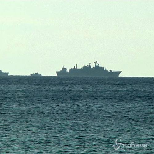 Grecia, Creta si prepara all'arrivo della nave con 700 ...
